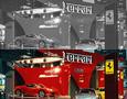 TOKYO MOTOR SHOW 1999 Ferrari STAND 『DDA入選』